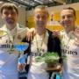 Кирилл Бурхан: «Мне посчастливилось поиграть в одной команде с Андреем Шевченко»